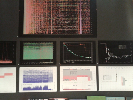 It's not art, it's high frequency trading